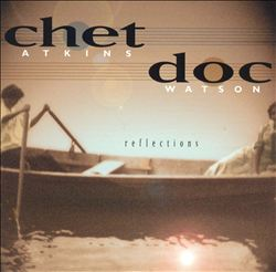 Chet Atkins - Reflections CD (album) cover