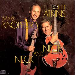 Chet Atkins - Neck And Neck CD (album) cover
