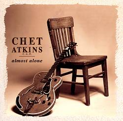 Chet Atkins - Almost Alone CD (album) cover