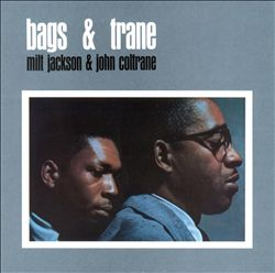 JOHN COLTRANE - Bags & Trane CD album cover