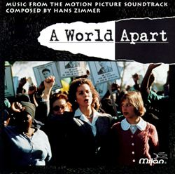 Hans Zimmer - World Apart CD (album) cover