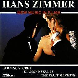 Hans Zimmer - New Music In Films CD (album) cover
