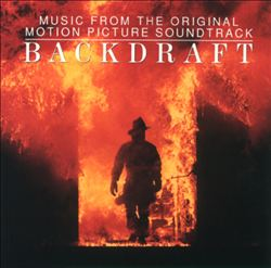 Hans Zimmer - Backdraft CD (album) cover