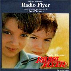 Hans Zimmer - Radio Flyer CD (album) cover