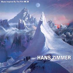 Hans Zimmer - Music Inspired By The Film K2 CD (album) cover