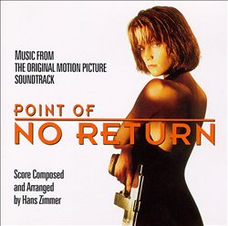 Hans Zimmer - Point Of No Return CD (album) cover