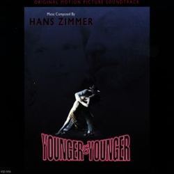 Hans Zimmer - Younger & Younger CD (album) cover