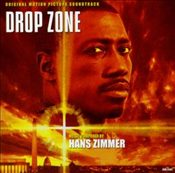 Hans Zimmer - Drop Zone CD (album) cover