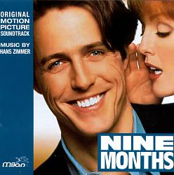 Hans Zimmer - Nine Months CD (album) cover