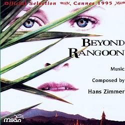 Hans Zimmer - Beyond Rangoon CD (album) cover