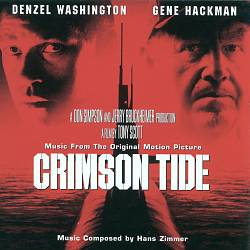 Hans Zimmer - Crimson Tide CD (album) cover