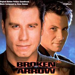 Hans Zimmer - Broken Arrow CD (album) cover