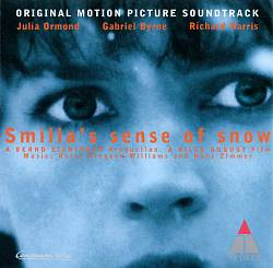 Hans Zimmer - Smilla's Sense Of Snow CD (album) cover