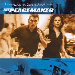 Hans Zimmer - Peacemaker CD (album) cover