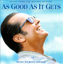 Hans Zimmer - As Good As It Gets CD (album) cover
