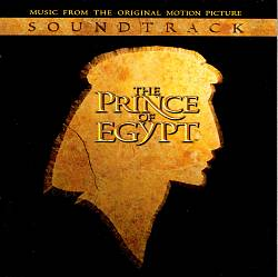 Hans Zimmer - Prince Of Egypt CD (album) cover