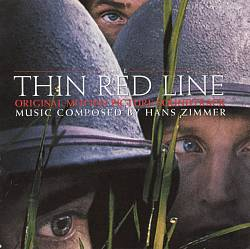 Hans Zimmer - The Thin Red Line CD (album) cover