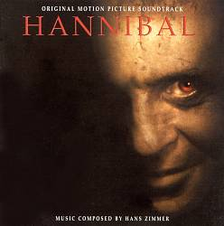 Hans Zimmer - Hannibal CD (album) cover