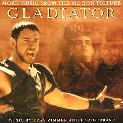Hans Zimmer - Gladiator: More Music From The Motion Picture CD (album) cover
