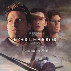 Hans Zimmer - Pearl Harbor CD (album) cover