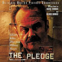 Hans Zimmer - The Pledge CD (album) cover