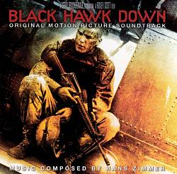 Hans Zimmer - Black Hawk Down CD (album) cover