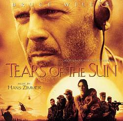 Hans Zimmer - Tears Of The Sun CD (album) cover