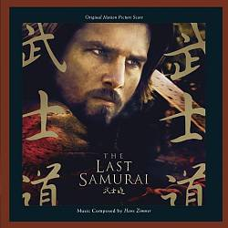 Hans Zimmer - The Last Samurai CD (album) cover