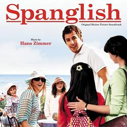 Hans Zimmer - Spanglish CD (album) cover