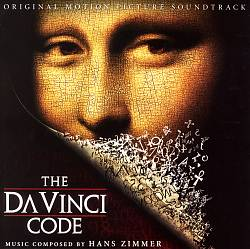 Hans Zimmer - The Da Vinci Code CD (album) cover