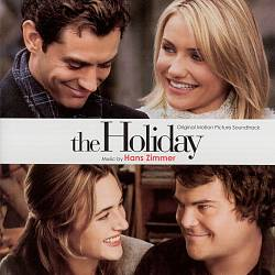 Hans Zimmer - The Holiday CD (album) cover