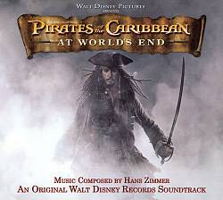 Hans Zimmer - Pirates Of The Caribbean: At World's End CD (album) cover