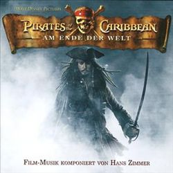 Hans Zimmer - Pirates Of The Caribbean: Am Ende Der Welt CD (album) cover