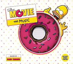 Hans Zimmer - The Simpsons Movie: The Music CD (album) cover