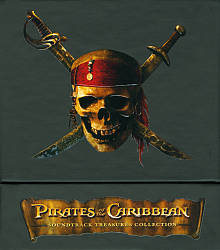 Hans Zimmer - Pirates Of The Caribbean [box Set] CD (album) cover