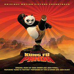Hans Zimmer - Kung Fu Panda [music From The Motion Picture] CD (album) cover