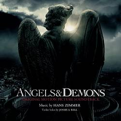 Hans Zimmer - Angels & Demons CD (album) cover