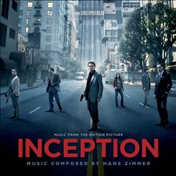 Hans Zimmer - Inception CD (album) cover