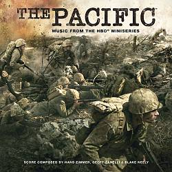 Hans Zimmer - The Pacific CD (album) cover