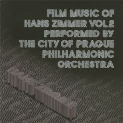 Hans Zimmer - Film Music Of Hans Zimmer, Vol. 2 CD (album) cover