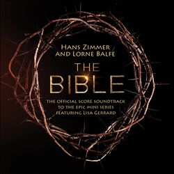 Hans Zimmer - The Bible CD (album) cover