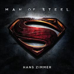 Hans Zimmer - Man Of Steel CD (album) cover