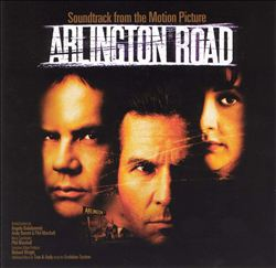 Angelo Badalamenti - Arlington Road CD (album) cover