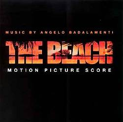 Angelo Badalamenti - The Beach CD (album) cover