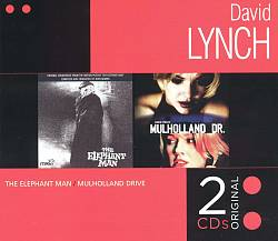 Angelo Badalamenti - David Lynch: The Elephant Man / Mulholland Drive (original Film Score) CD (album) cover