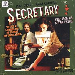 Angelo Badalamenti - Secretary CD (album) cover