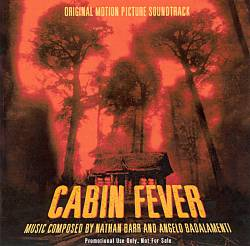 Angelo Badalamenti - Cabin Fever CD (album) cover