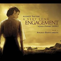 Angelo Badalamenti - A Very Long Engagement CD (album) cover