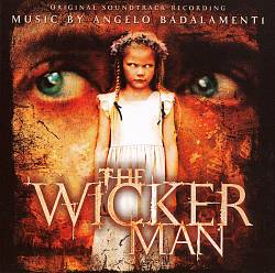 Angelo Badalamenti - The Wicker Man CD (album) cover