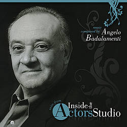 Angelo Badalamenti - Suite From Inside The Actors Studio CD (album) cover